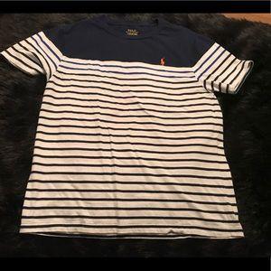 Polo Ralph Lauren Boys Striped T-shirt